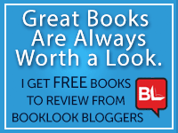 """I review for BookLook Bloggers"""